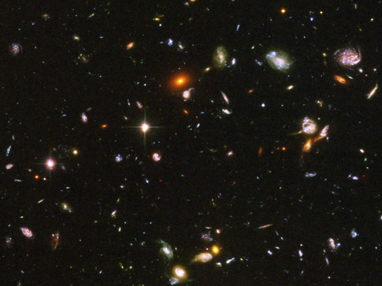 hubble deep-sky - photo #2